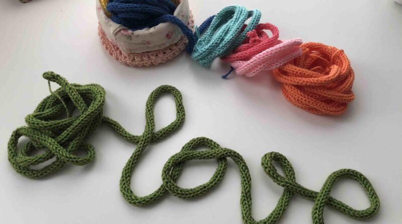 Aprende tricotin