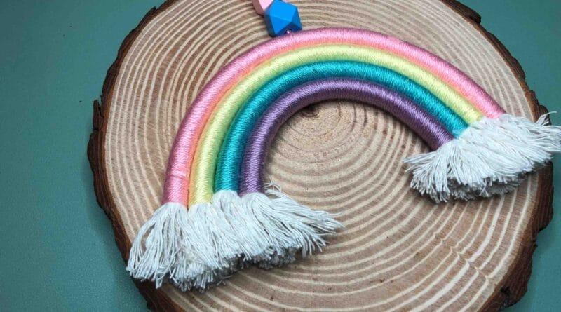 Foto destacada arcoiris macrame