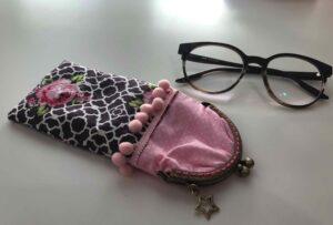 Funda Estuche Gafas DIY