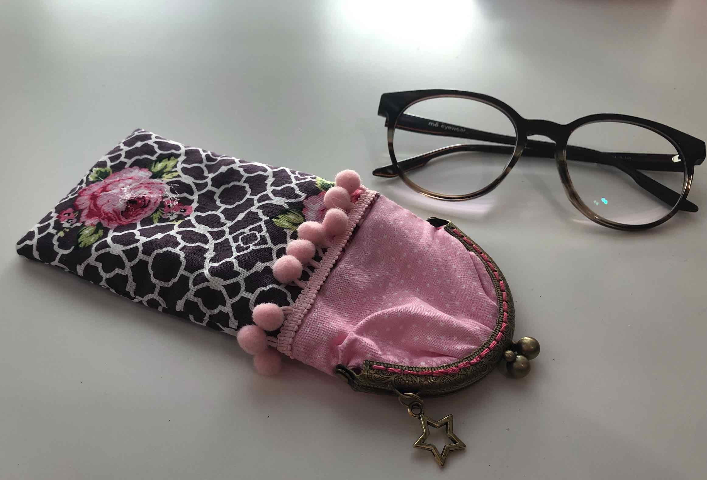 Estuche para Gafas DIY